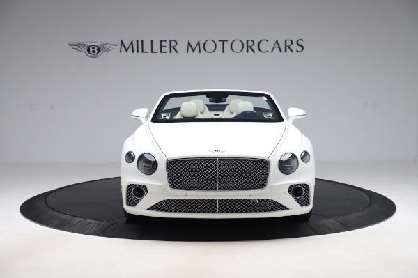New 2020 Bentley Continental GTC W12 First Edition for sale $304,515 at Bugatti of Greenwich in Greenwich CT 06830 12