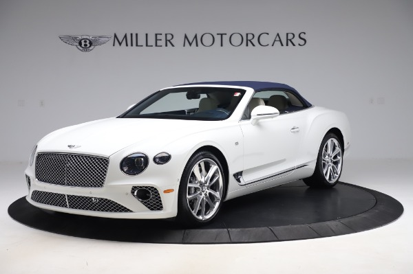 New 2020 Bentley Continental GTC W12 First Edition for sale $304,515 at Bugatti of Greenwich in Greenwich CT 06830 13