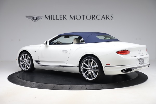 New 2020 Bentley Continental GTC W12 First Edition for sale $304,515 at Bugatti of Greenwich in Greenwich CT 06830 15