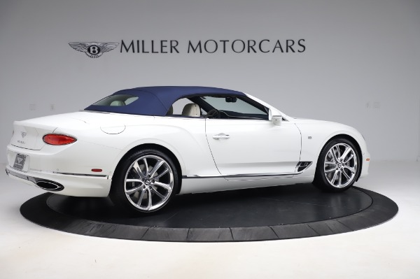 New 2020 Bentley Continental GTC W12 First Edition for sale $304,515 at Bugatti of Greenwich in Greenwich CT 06830 17