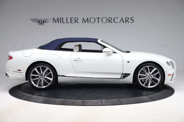 New 2020 Bentley Continental GTC W12 First Edition for sale $304,515 at Bugatti of Greenwich in Greenwich CT 06830 18