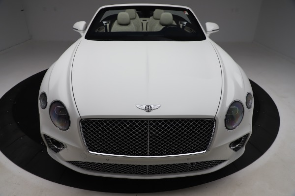 New 2020 Bentley Continental GTC W12 First Edition for sale $304,515 at Bugatti of Greenwich in Greenwich CT 06830 20