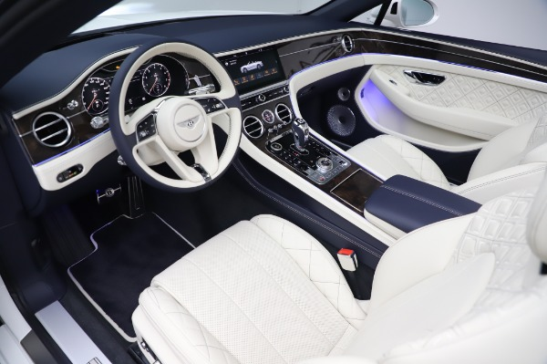 New 2020 Bentley Continental GTC W12 First Edition for sale $304,515 at Bugatti of Greenwich in Greenwich CT 06830 27