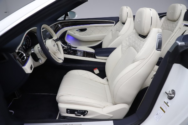 New 2020 Bentley Continental GTC W12 First Edition for sale $304,515 at Bugatti of Greenwich in Greenwich CT 06830 28