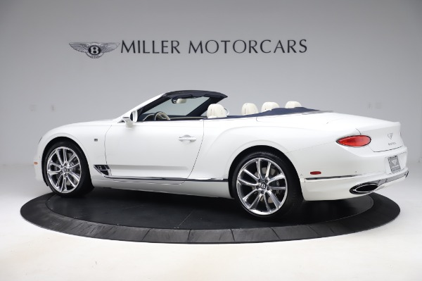 New 2020 Bentley Continental GTC W12 First Edition for sale $304,515 at Bugatti of Greenwich in Greenwich CT 06830 4