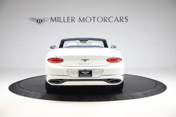 New 2020 Bentley Continental GTC W12 First Edition for sale $304,515 at Bugatti of Greenwich in Greenwich CT 06830 6