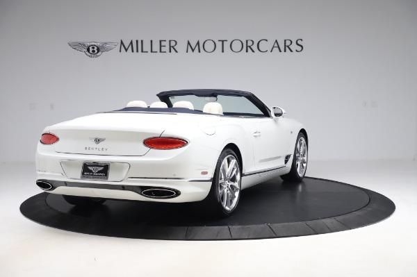 New 2020 Bentley Continental GTC W12 First Edition for sale $304,515 at Bugatti of Greenwich in Greenwich CT 06830 7