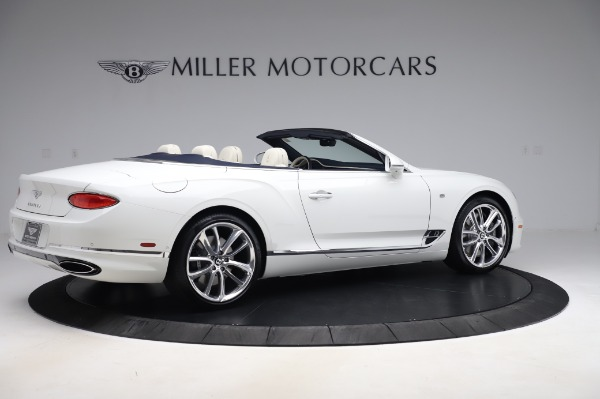 New 2020 Bentley Continental GTC W12 First Edition for sale $304,515 at Bugatti of Greenwich in Greenwich CT 06830 8