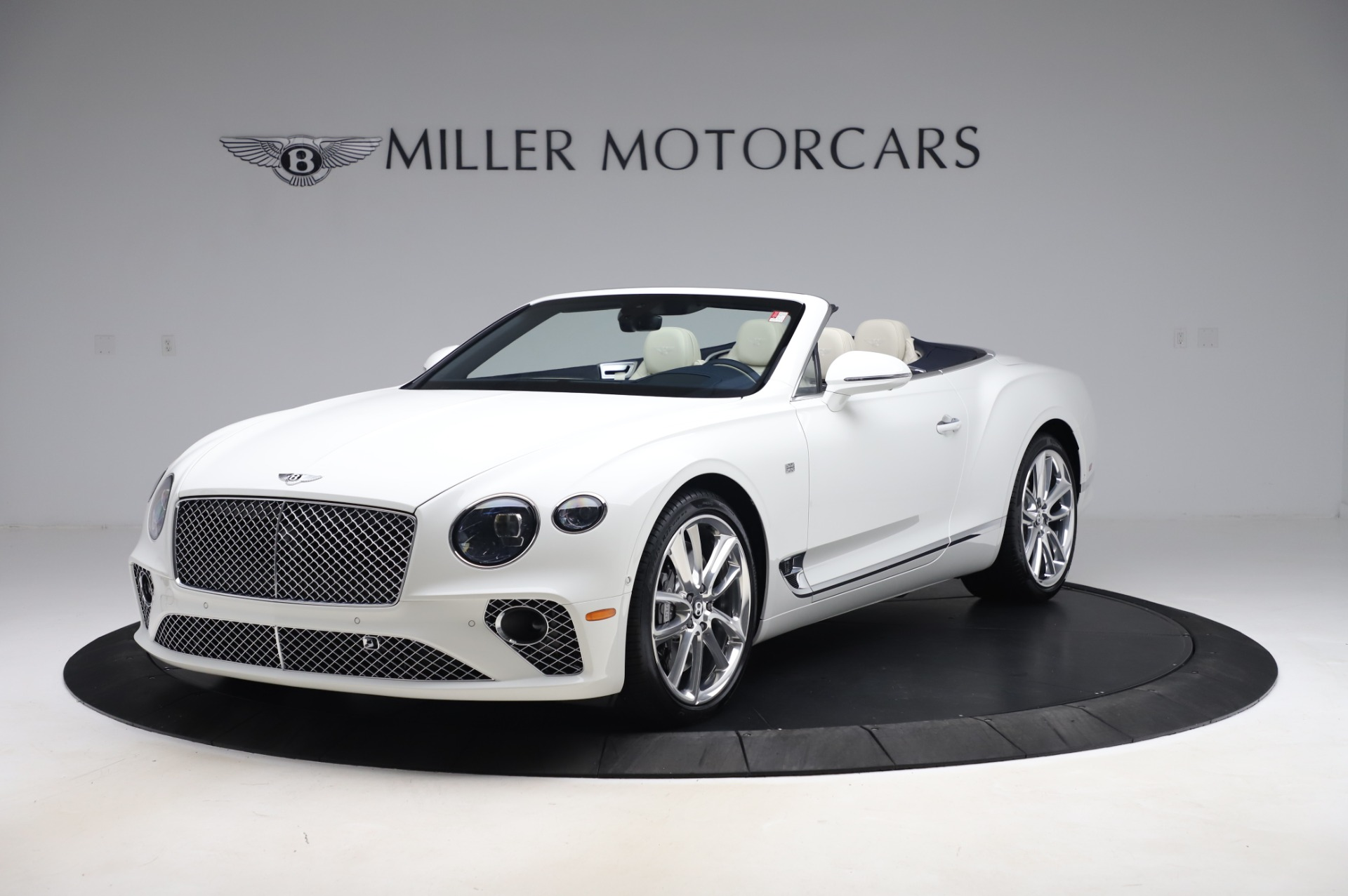 New 2020 Bentley Continental GTC W12 First Edition for sale $304,515 at Bugatti of Greenwich in Greenwich CT 06830 1