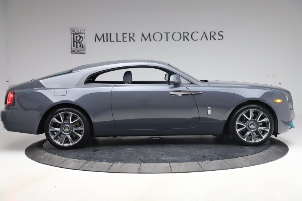 New 2021 Rolls-Royce Wraith KRYPTOS for sale $450,550 at Bugatti of Greenwich in Greenwich CT 06830 10