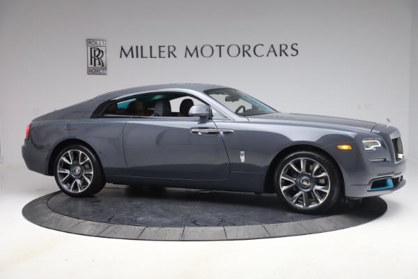 New 2021 Rolls-Royce Wraith KRYPTOS for sale $450,550 at Bugatti of Greenwich in Greenwich CT 06830 11