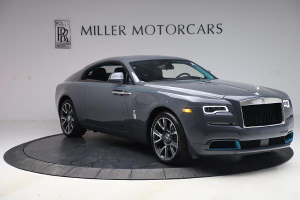 New 2021 Rolls-Royce Wraith KRYPTOS for sale $450,550 at Bugatti of Greenwich in Greenwich CT 06830 12