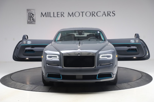 New 2021 Rolls-Royce Wraith KRYPTOS for sale $450,550 at Bugatti of Greenwich in Greenwich CT 06830 13