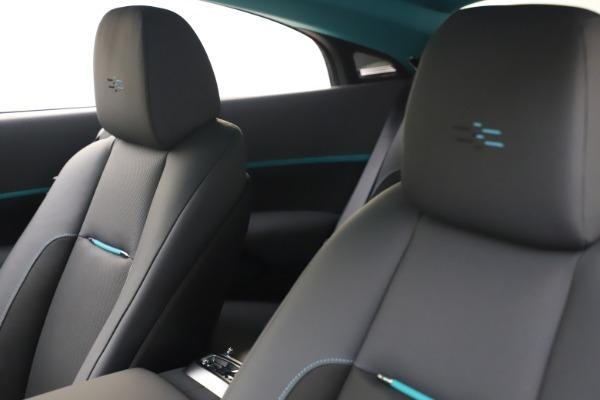 New 2021 Rolls-Royce Wraith KRYPTOS for sale $450,550 at Bugatti of Greenwich in Greenwich CT 06830 14