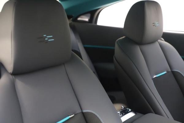 New 2021 Rolls-Royce Wraith KRYPTOS for sale $450,550 at Bugatti of Greenwich in Greenwich CT 06830 15
