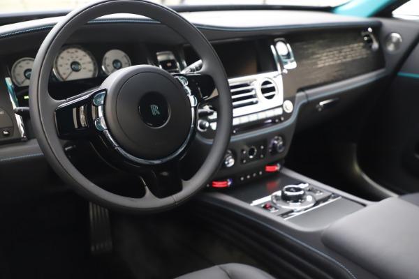 New 2021 Rolls-Royce Wraith KRYPTOS for sale $450,550 at Bugatti of Greenwich in Greenwich CT 06830 16