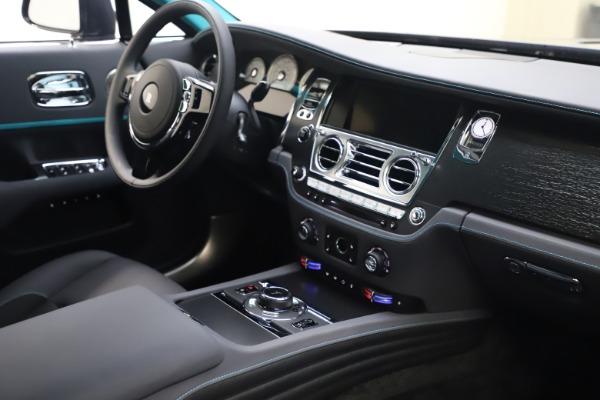 New 2021 Rolls-Royce Wraith KRYPTOS for sale $450,550 at Bugatti of Greenwich in Greenwich CT 06830 17