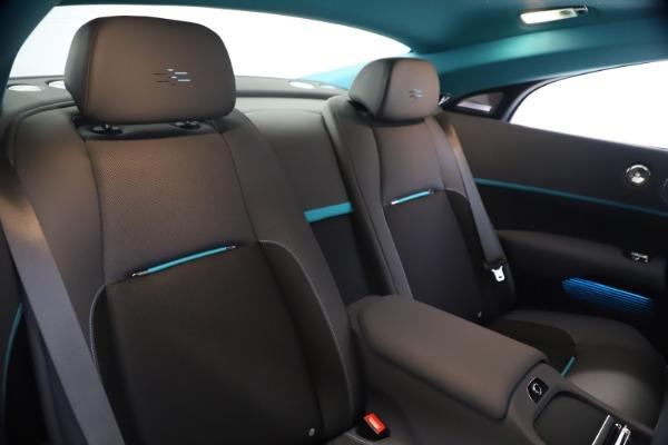 New 2021 Rolls-Royce Wraith KRYPTOS for sale $450,550 at Bugatti of Greenwich in Greenwich CT 06830 18