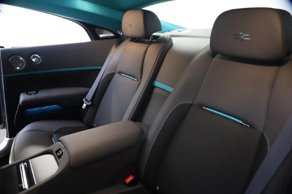 New 2021 Rolls-Royce Wraith KRYPTOS for sale $450,550 at Bugatti of Greenwich in Greenwich CT 06830 19