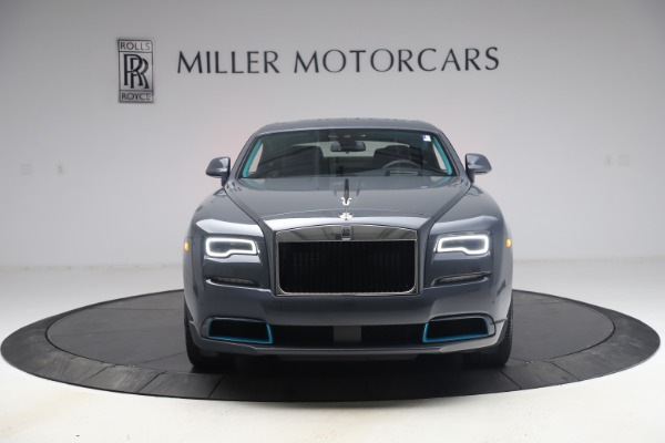 New 2021 Rolls-Royce Wraith KRYPTOS for sale $450,550 at Bugatti of Greenwich in Greenwich CT 06830 2