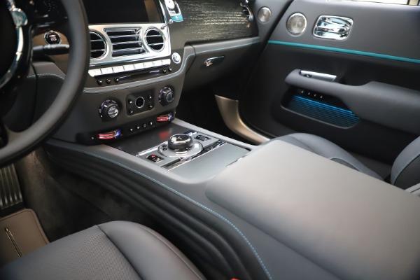 New 2021 Rolls-Royce Wraith KRYPTOS for sale $450,550 at Bugatti of Greenwich in Greenwich CT 06830 21