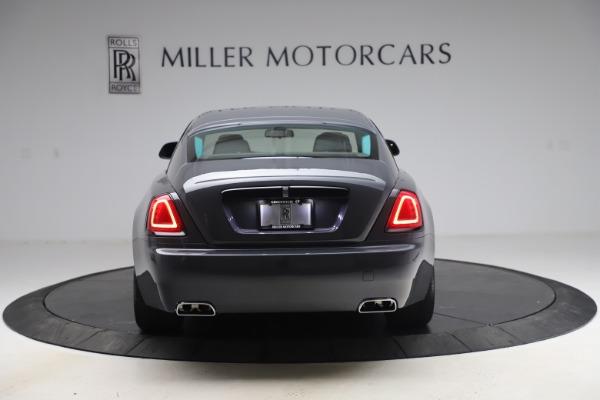 New 2021 Rolls-Royce Wraith KRYPTOS for sale $450,550 at Bugatti of Greenwich in Greenwich CT 06830 7