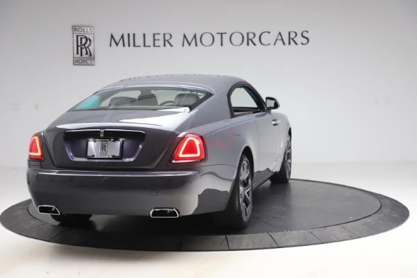 New 2021 Rolls-Royce Wraith KRYPTOS for sale $450,550 at Bugatti of Greenwich in Greenwich CT 06830 8