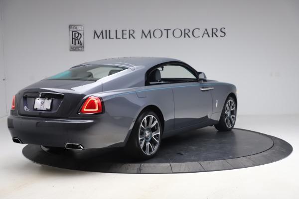 New 2021 Rolls-Royce Wraith KRYPTOS for sale $450,550 at Bugatti of Greenwich in Greenwich CT 06830 9