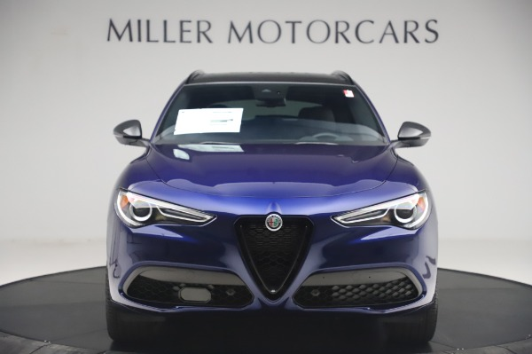New 2020 Alfa Romeo Stelvio Ti Sport Q4 for sale Sold at Bugatti of Greenwich in Greenwich CT 06830 12