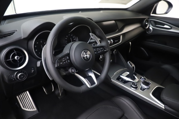 New 2020 Alfa Romeo Stelvio Ti Sport Q4 for sale $55,995 at Bugatti of Greenwich in Greenwich CT 06830 13