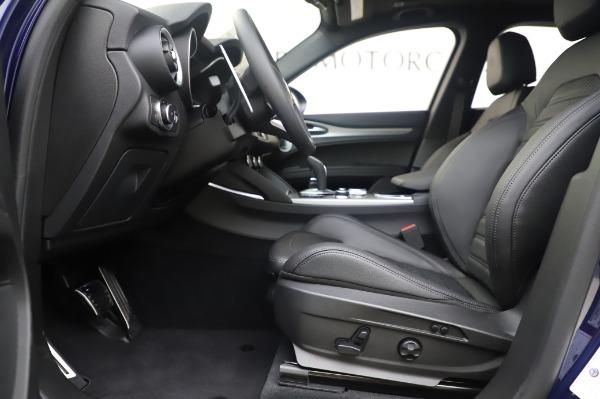 New 2020 Alfa Romeo Stelvio Ti Sport Q4 for sale $55,995 at Bugatti of Greenwich in Greenwich CT 06830 14