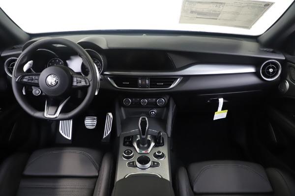 New 2020 Alfa Romeo Stelvio Ti Sport Q4 for sale $55,995 at Bugatti of Greenwich in Greenwich CT 06830 16