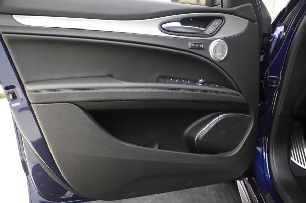 New 2020 Alfa Romeo Stelvio Ti Sport Q4 for sale $55,995 at Bugatti of Greenwich in Greenwich CT 06830 17