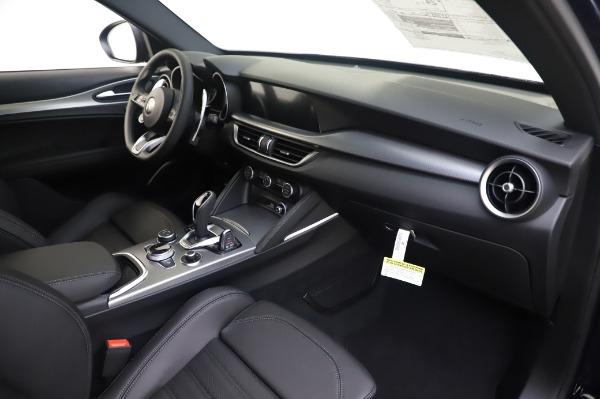 New 2020 Alfa Romeo Stelvio Ti Sport Q4 for sale $55,995 at Bugatti of Greenwich in Greenwich CT 06830 22