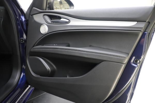 New 2020 Alfa Romeo Stelvio Ti Sport Q4 for sale $55,995 at Bugatti of Greenwich in Greenwich CT 06830 25