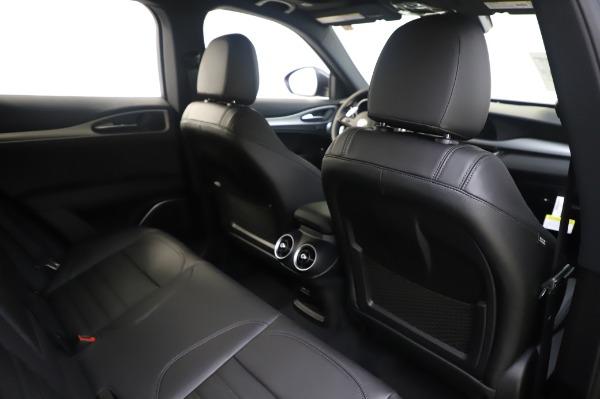 New 2020 Alfa Romeo Stelvio Ti Sport Q4 for sale $55,995 at Bugatti of Greenwich in Greenwich CT 06830 28