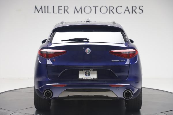 New 2020 Alfa Romeo Stelvio Ti Sport Q4 for sale $55,995 at Bugatti of Greenwich in Greenwich CT 06830 6