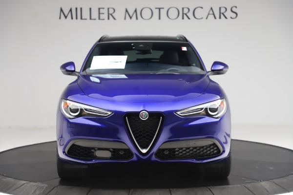 New 2020 Alfa Romeo Stelvio Ti Sport Q4 for sale $57,045 at Bugatti of Greenwich in Greenwich CT 06830 12