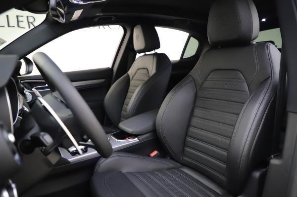 New 2020 Alfa Romeo Stelvio Ti Sport Q4 for sale $57,045 at Bugatti of Greenwich in Greenwich CT 06830 14