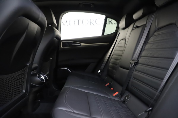 New 2020 Alfa Romeo Stelvio Ti Sport Q4 for sale $57,045 at Bugatti of Greenwich in Greenwich CT 06830 19