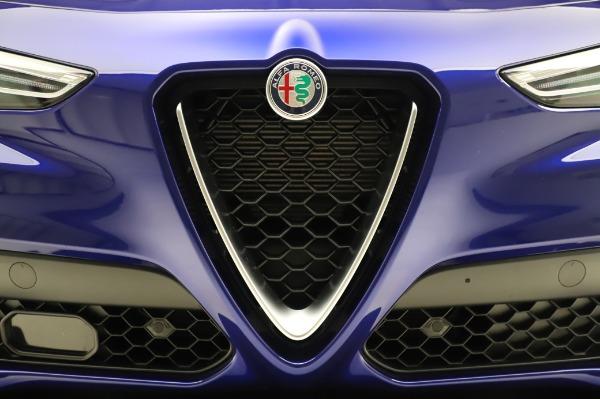 New 2020 Alfa Romeo Stelvio Ti Sport Q4 for sale $57,045 at Bugatti of Greenwich in Greenwich CT 06830 27