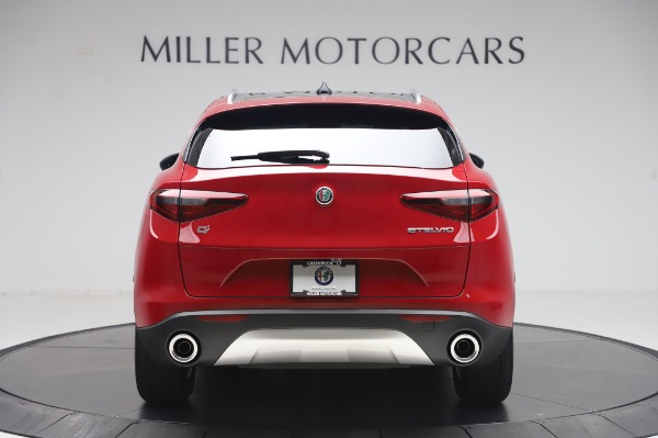 New 2020 Alfa Romeo Stelvio Q4 for sale Sold at Bugatti of Greenwich in Greenwich CT 06830 6