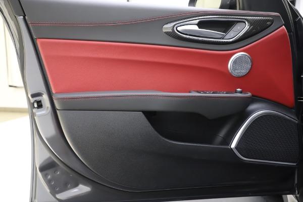 New 2020 Alfa Romeo Giulia Quadrifoglio for sale $87,445 at Bugatti of Greenwich in Greenwich CT 06830 16
