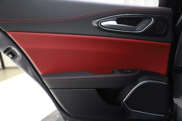 New 2020 Alfa Romeo Giulia Quadrifoglio for sale $87,445 at Bugatti of Greenwich in Greenwich CT 06830 20