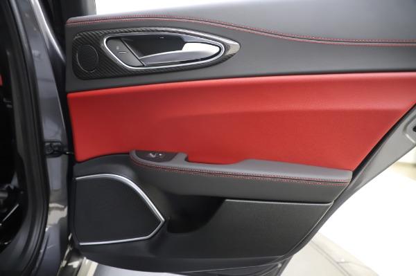 New 2020 Alfa Romeo Giulia Quadrifoglio for sale $87,445 at Bugatti of Greenwich in Greenwich CT 06830 28