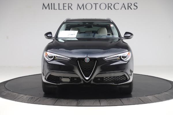 New 2020 Alfa Romeo Stelvio Ti Q4 for sale $50,895 at Bugatti of Greenwich in Greenwich CT 06830 12
