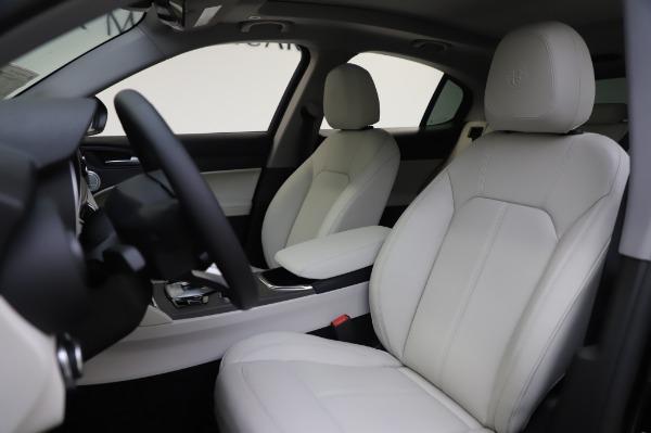 New 2020 Alfa Romeo Stelvio Ti Q4 for sale $50,895 at Bugatti of Greenwich in Greenwich CT 06830 13