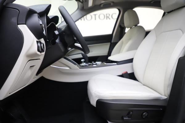 New 2020 Alfa Romeo Stelvio Ti Q4 for sale $50,895 at Bugatti of Greenwich in Greenwich CT 06830 14