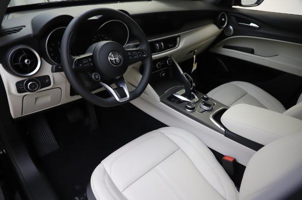 New 2020 Alfa Romeo Stelvio Ti Q4 for sale $50,895 at Bugatti of Greenwich in Greenwich CT 06830 15