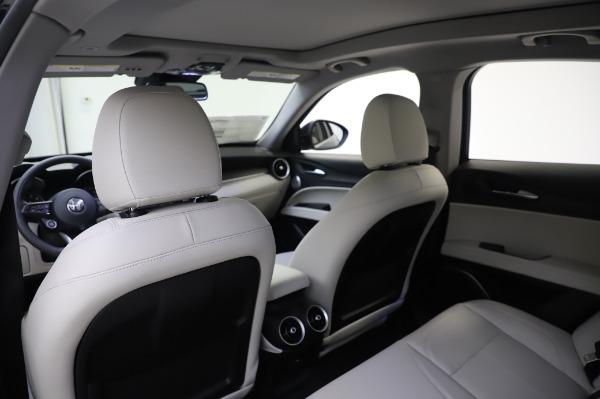New 2020 Alfa Romeo Stelvio Ti Q4 for sale $50,895 at Bugatti of Greenwich in Greenwich CT 06830 17